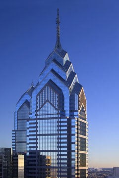 One Liberty Place, Philadelphia, Pennsylvania
